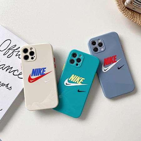 おしゃれ Nike iphone12proケース