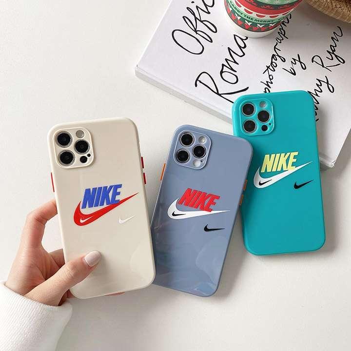 おしゃれ Nike iphone12proケース