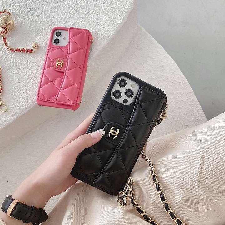 ブランド風 シャネル アイフォーン12携帯ケース